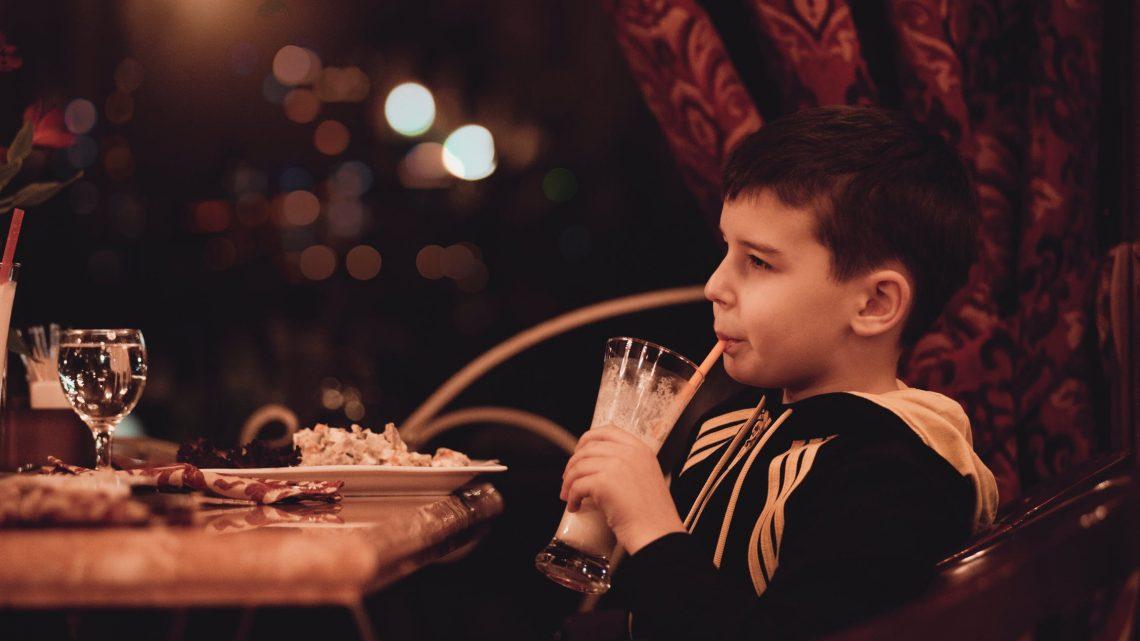 Met de kinderen een restaurant Scheveningen bezoeken